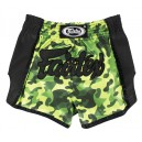 "BS638 ""Ninja Assassin"" Muaythai Shorts"